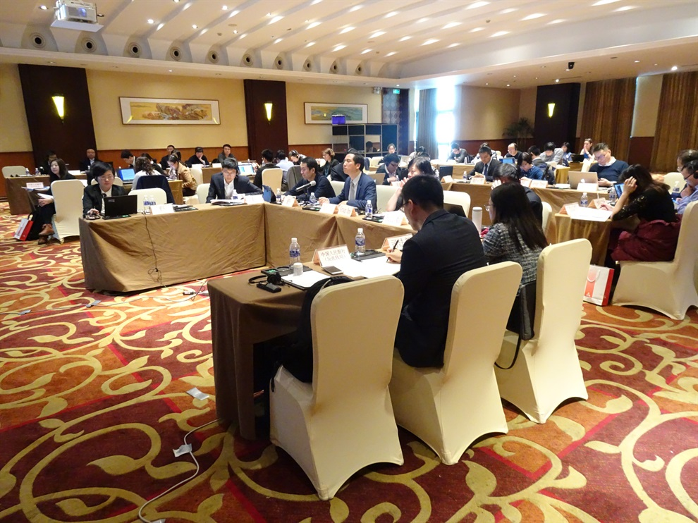 Pre-Mutual Evaluation Training in China