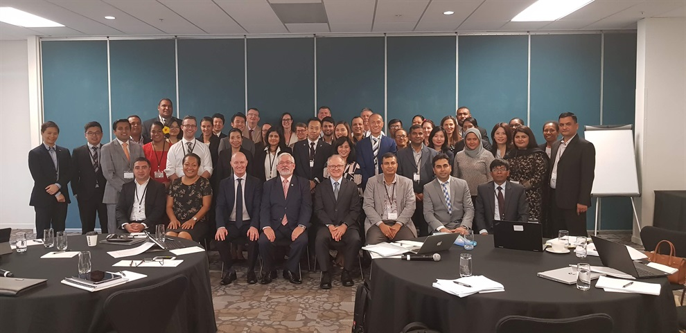 APG Assessor Training Workshop, March 2019, Auckland, New Zealand
