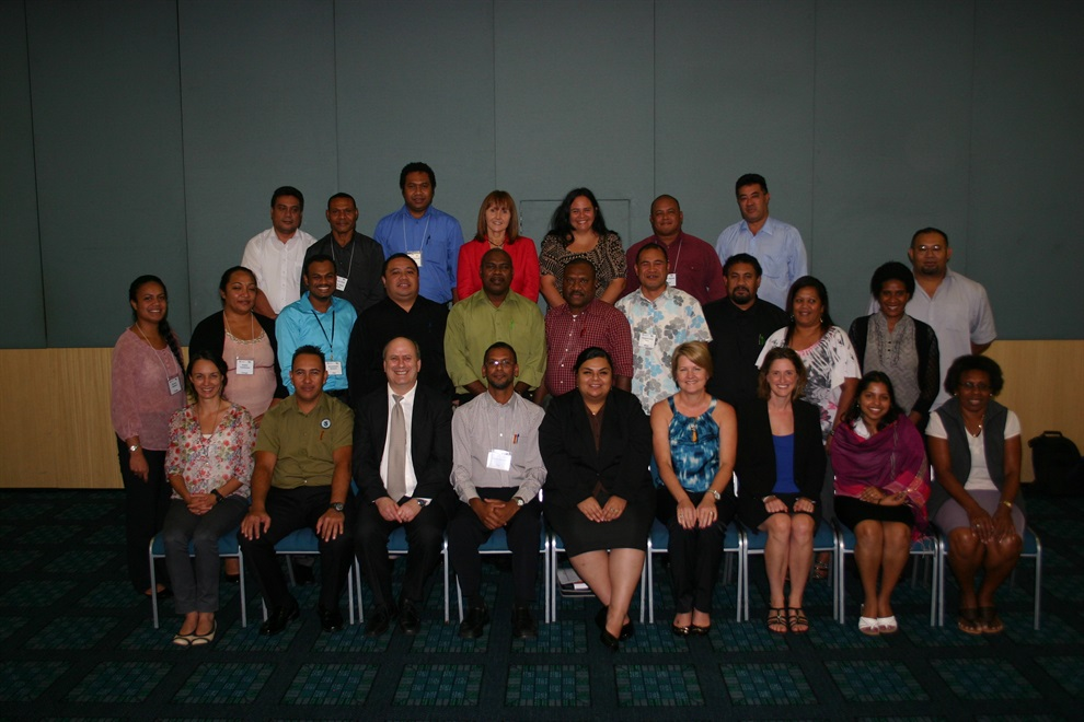 Pacific Standards/Typologies Workshop