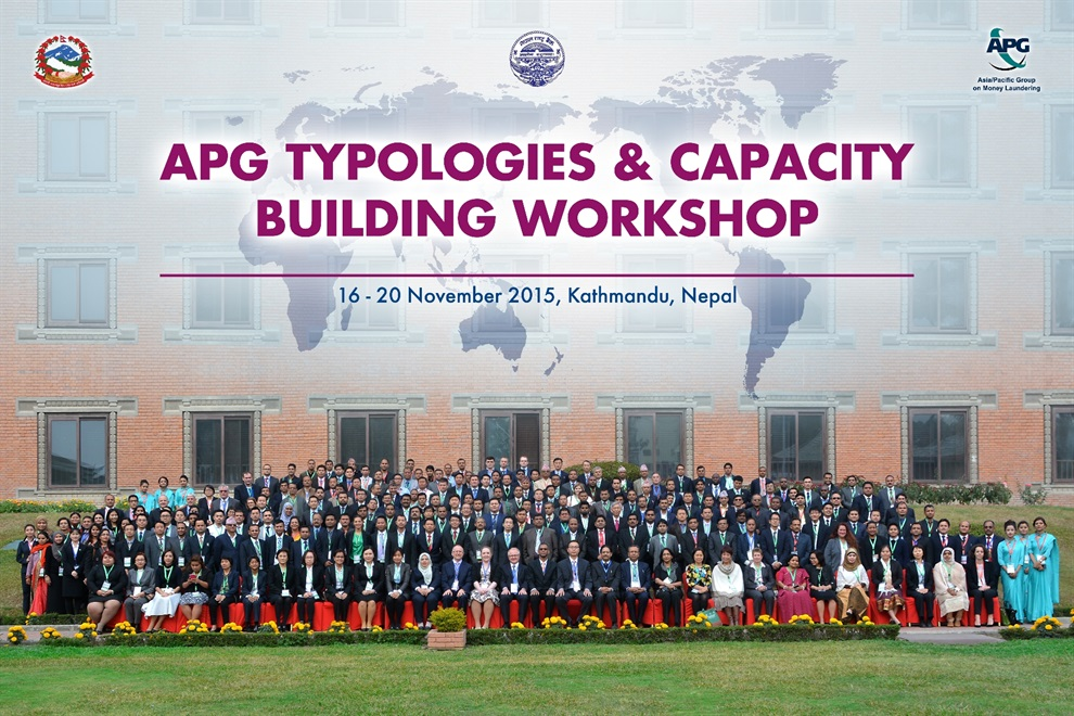 APG Typologies Workshops