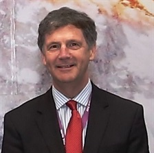 Dr Gordon Hook, Executive Secretary
