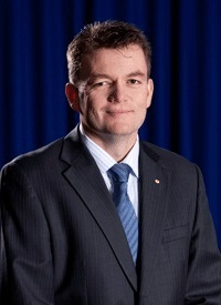 Commissioner Andrew Colvin (Australia) - appointed 2012
