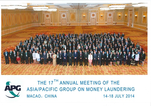 APG Annual Meeting delegates